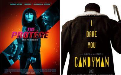 U kinu: Plaćenica i Candyman