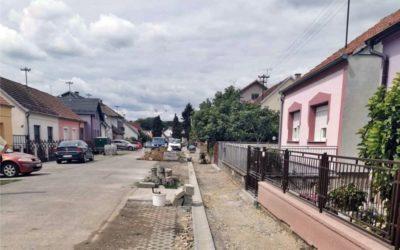 Rekonstrukcije u Ćolnićevoj i Dravskoj ulici