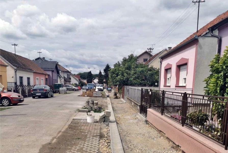Rekonstrukcije ulica_Foto_Grad Đakovo
