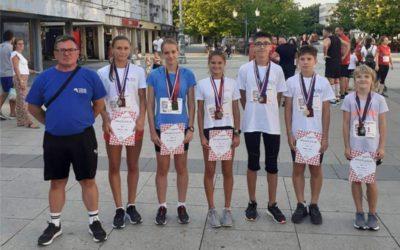 Đakovački atletičari izvrsni na Slavonskoj utrci u Slavonskom Brodu