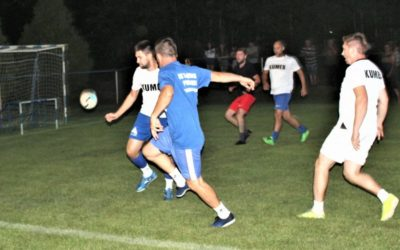 """Noćni turnir u malom nogometu """"Na maliće"""" igrao se u Punitovcima"""
