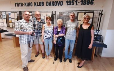 Otvorena zanimljiva izložba Foto-kino kluba Đakovo