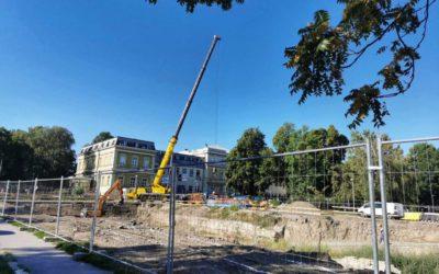 Nova zgrada hitnog bolničkog prijema bit će završena tijekom 2023. godine