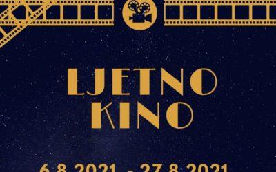 Program – Ljetno kino 2021.
