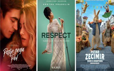 U kinu: Poslije svega: Pad, Respect i Petar Zecimir: Skok u avanturu