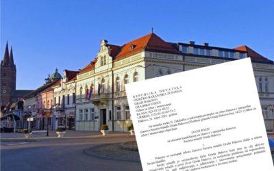Objavljen Javni poziv za isticanje kandidatura za članove i zamjenike članova Savjeta mladih Grada Đakova