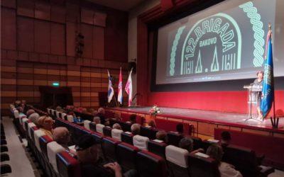 Održana svečana akademija Udruge veterana 122. brigade