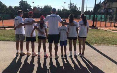 Đakovački tenisači za vikend osvojili Vinkovce; Belvanović i Bobetić nastupaju u Banjoj Luci