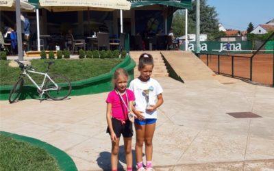 Tenisačice i tenisači ponovno uspješni na turnirima