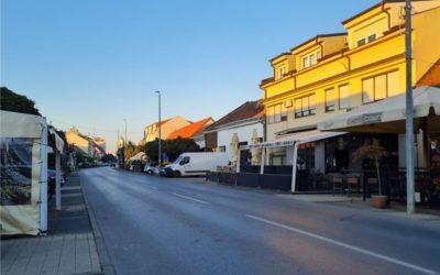 U Jelačićevoj ulici sukob dviju navijačkih skupina