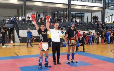 Karlo Kedveš proglašen najboljim kadetskim borcem na turniru u Popovači