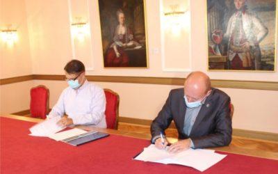 Sporazum o suradnji Odjela za matematiku i Županije