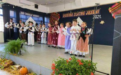 """U Budrovcima održana 12. Dječja smotra folklora """"Rubina zlatne jeseni"""""""