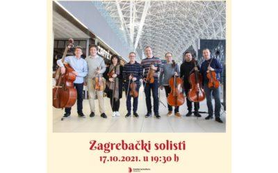 Koncert Zagrebačkih solista u Centru za kulturu Đakovo