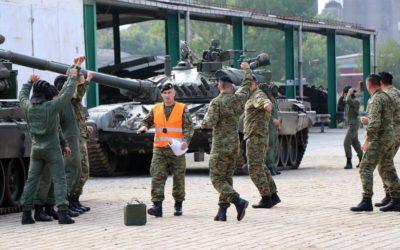 Održano tenkovsko natjecanje za najjaču tenkovsku posadu